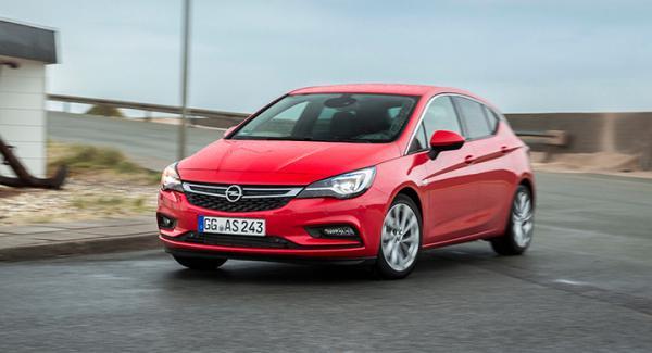 Opel Astra är en av General Motors bäst säljande bilar i Europa. Den blev dessutom Årets Bil 2016.