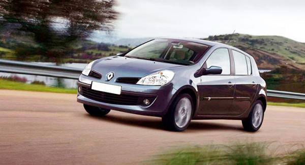 Renault, en rostskyddsfavorit, både i Kimab-rapporten och i Vi Bilägares granskning.