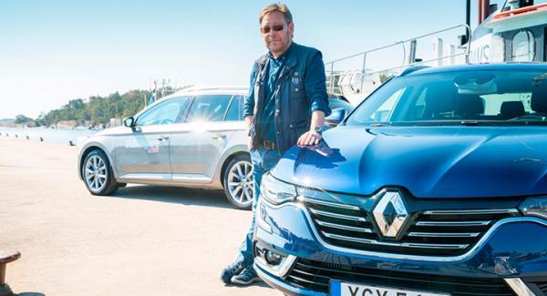 Nya Renault Talisman lockar med snitsigt utseende och en hel del spännande teknik. Men hur långt räcker det?