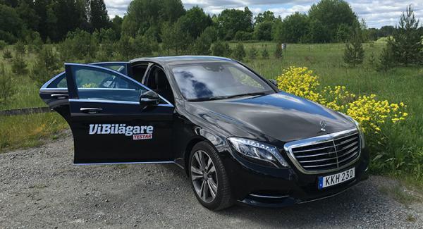 En Mercedes som blivit upplåst från distans från Kina. Ett utmärkt exempel på hur den globala, uppkopplade världen fungerar på bästa sätt.