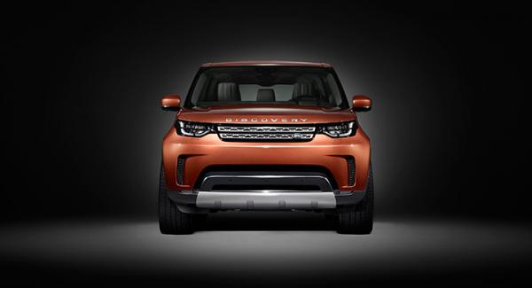 Land Rover Discovery 2017.