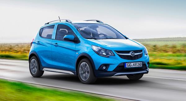 Opel Karl Rocks.