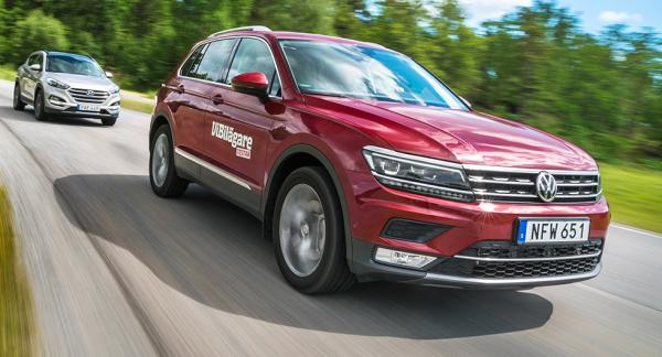 Frågeställaren vill ha en motivering till varför Volkswagen fick högt betyg i Vi Bilägares rosttest.
