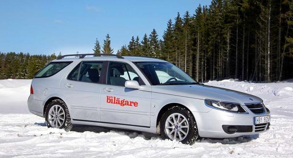 Ingen testbil är mer 2006 än Saab 9-5 Biopower. Saab hade precis sjösatt sin etanolsatsning och Sverige började prata E85. Testförbrukning: 12,1 l/100 km.