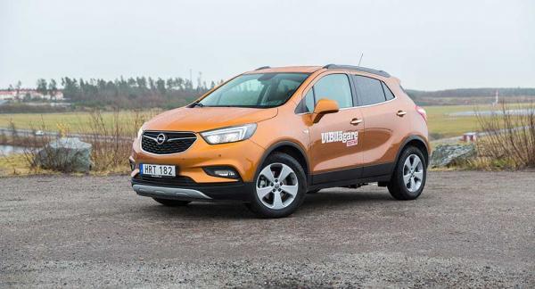 Opel Mokka.