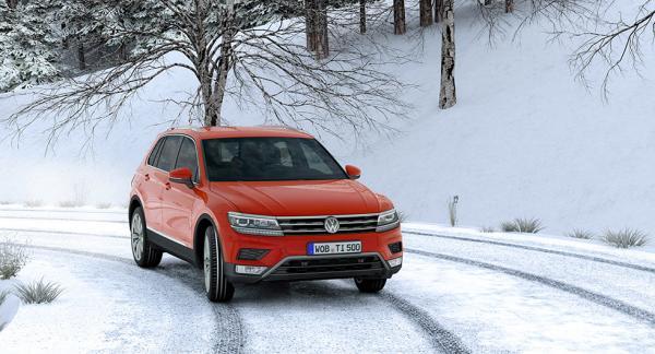 Frågeställaren undrar varför det inte går att beställa nya Volkswagen Tiguan i grundutförande med 180 hästarsmotor.