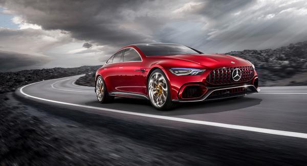 Mercedes-AMG GT Concept.