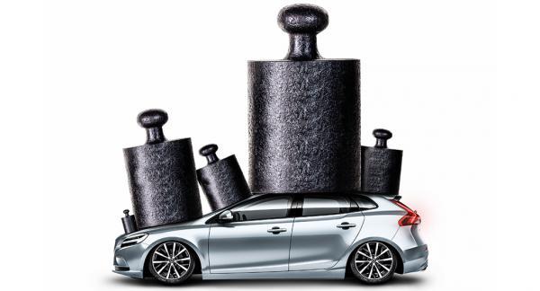 Regeringens bonus-malus-förslag blir ett tungt skattepåslag för många bilar.