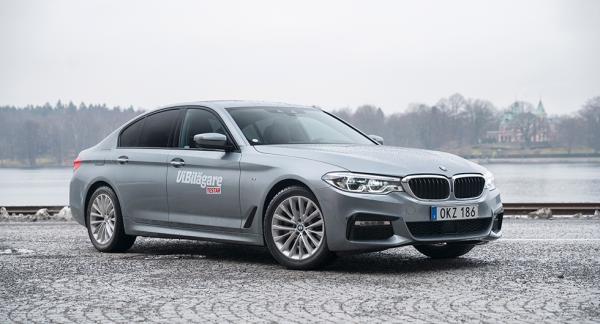 BMW 5-serie.