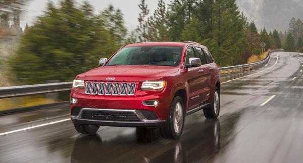 Fiat Chrysler slår ifrån sig anklagelserna om en så kallad fuskprogramvara installerad i bland annat Jeep Grand Cherokee från 2014.
