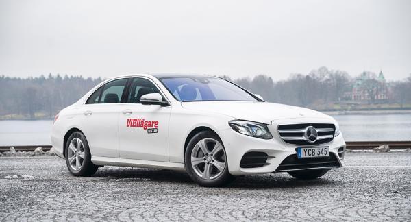 Mercedes E-klass.