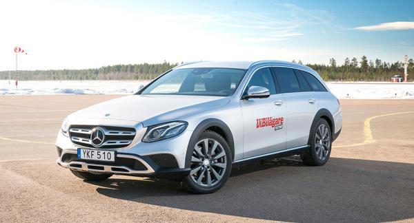 Mercedes E-klass All-Terrain.