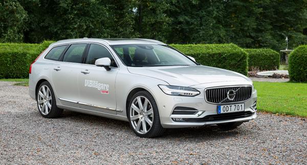 Frågeställaren har läst om de låga betygen som Volvo V90 fått i Vi Bilägares rosttester och känner ovisshet om det är värt att köpa en.