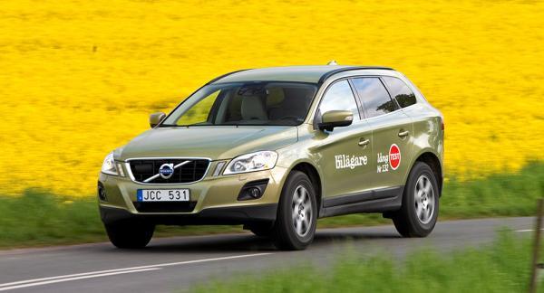 Lyxbil för få 2008. Svenssonbilen nummer ett 2017.