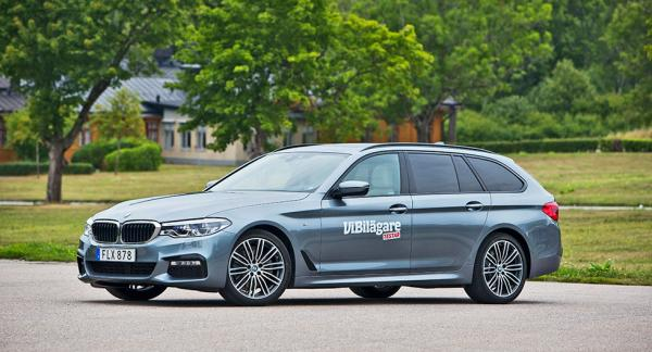 BMW 5-serie Touring.