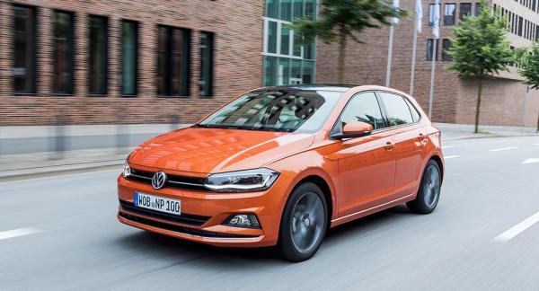 Småbil? Nja, VW Polo växer för varje generation.