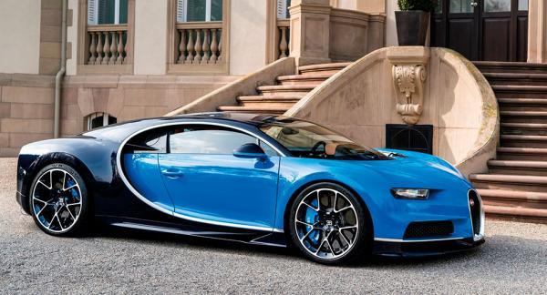 Ägare till Bugatti Chiron som omfattas av återkallelsen behöver inte göra sig besväret att själva köra till verkstan.