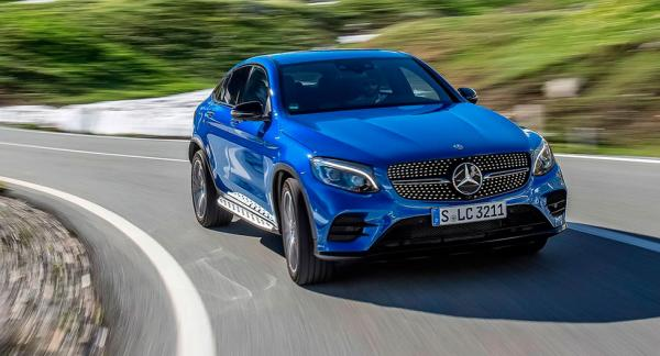 Frågeställaren har köpt en Mercedes GLC som kränger och vinglar.