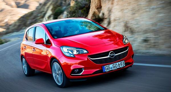 Opel Corsa, så som den ser ut idag. Nästa år kommer en ny generation och 2020 lanseras den som elbil.