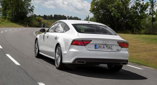 Audi har hittat avvikelser i motorstyrningen på A7.