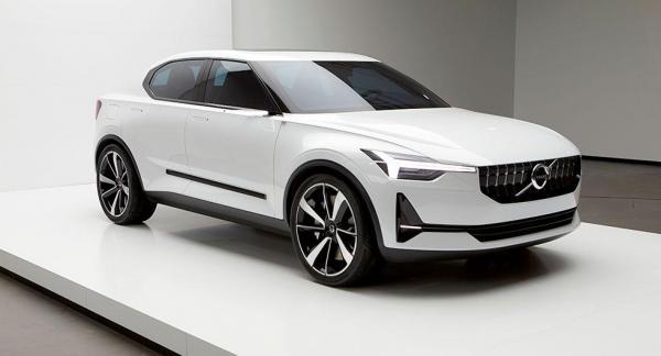 Volvos konceptbil 40.2