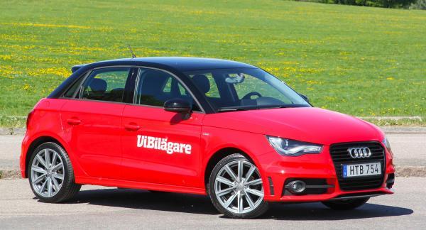 Audi A1 är en läckerbit att köra, men den är också en dyr bil för sin storlek.