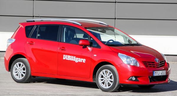 Toyota Verso är en sjusitsig familjebuss eller MPV, som bilklassen kallas. Verso ersatte Corolla Verso 2009.