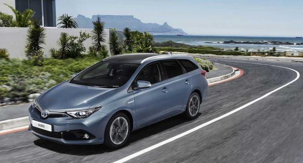 Frågeställaren undrar varför Toyotas hybrider inte får dra mer på släp.