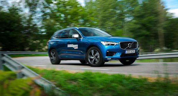 Föga förvånande placerar sig bensindrivna suvar högt upp på listan över de allra törstigaste testbilar. Längst in i skamvrån står Volvo XC60 T5 AWD.