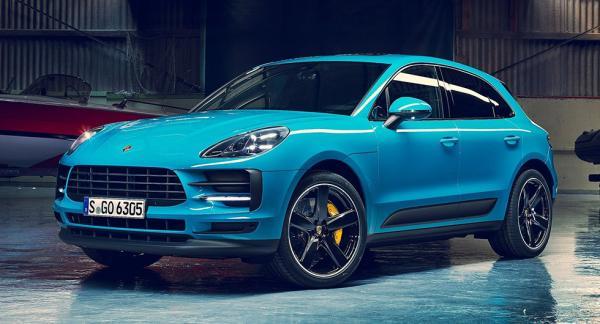 Porsche Macan, så som den ser ut idag. Efter 2020 blir den elbil.