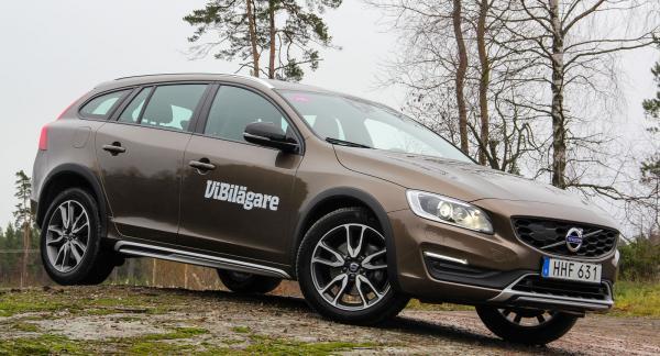 Volvo V60 2015.