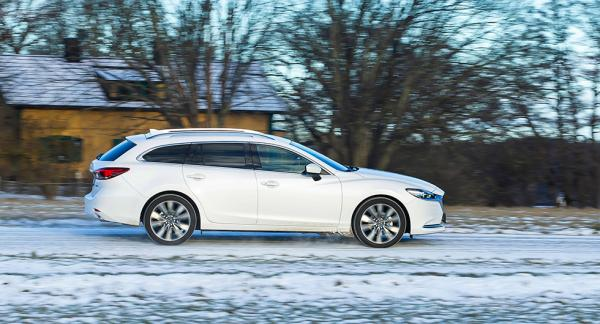 Mazda 6 har funnits sedan 2012 och uppdateras nu en sista gång.