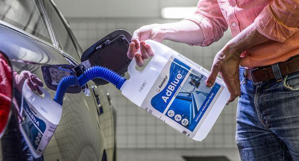 AdBlue rengör avgaserna men kan också ställa till problem vid kyla.