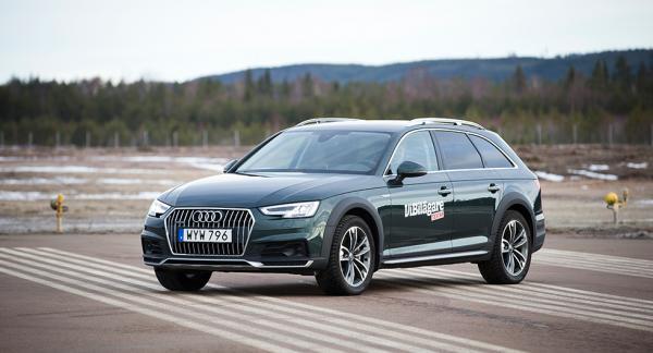 Audi A4 allroad.