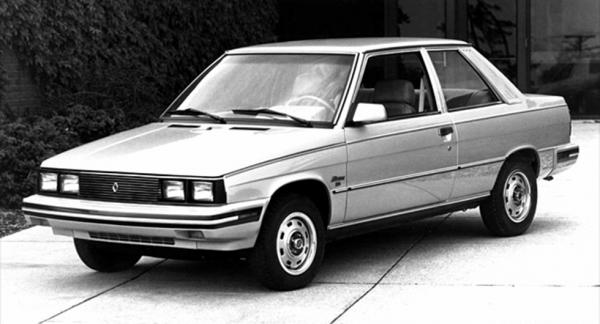 Renault Alliance.