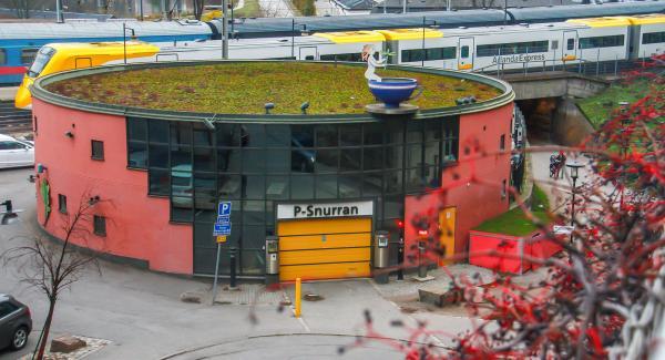 Yteffektiv men opålitlig. Nu har P-snurran vid Rörstrandsgatan i Stockholm snurrat färdigt.