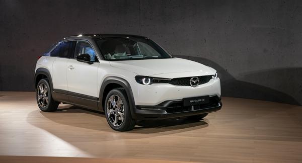 MX-30 får äran att axla Mazdas sportigaste modellbeteckning – MX