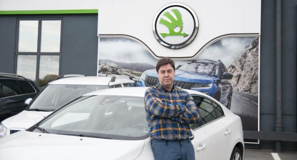 Tobias Bovin valde en märkesförsäkring från If som ändrade spelreglerna när bilen stals.