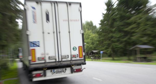 Lastbilen på bilden har inget med artikeln att göra.