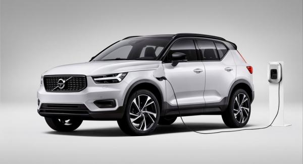 XC40 Recharge plug-in hybrid