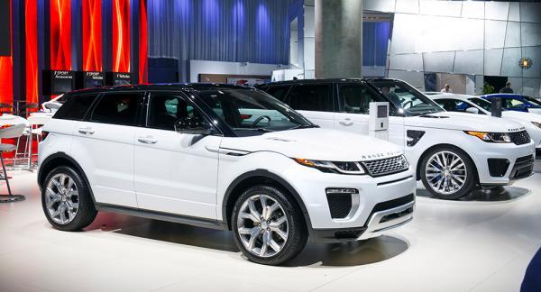 Range Rover Evoque, som lagom till 2025 kommer i ny generation, tros vara förlagan till den vätgasbil som Land Rover tar fram i projekt Zeus.