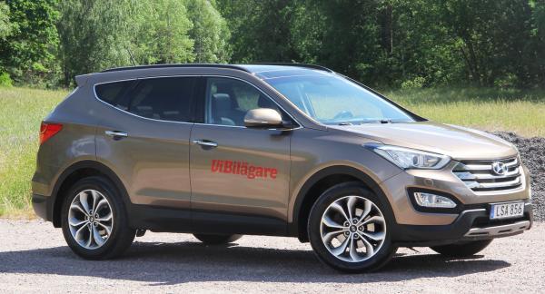 Tredje generationen av Hyundai Santa Fe är större och dyrare än tidigare, men inte lika populär.