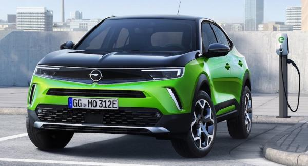 Opel Mokka-e får snart sällskap av flera andra eldrivna modeller.