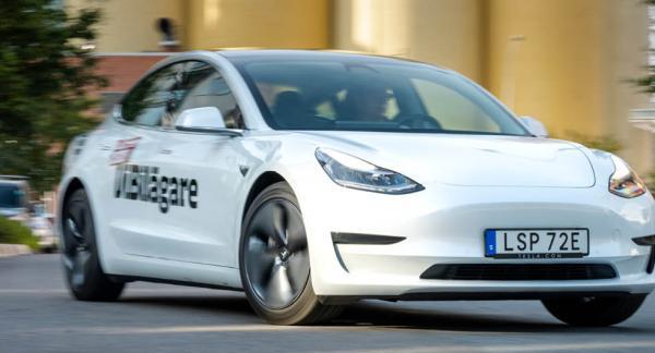 Tesla Model 3 har extremt bra andrahandsvärde. Men om bara två år kan läget vara ett annat, enligt vår expert.