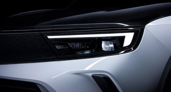 Nästa Opel Astra kommer förmodligen att dela sitt designspråk med den Opel Mokka som bilden visar.