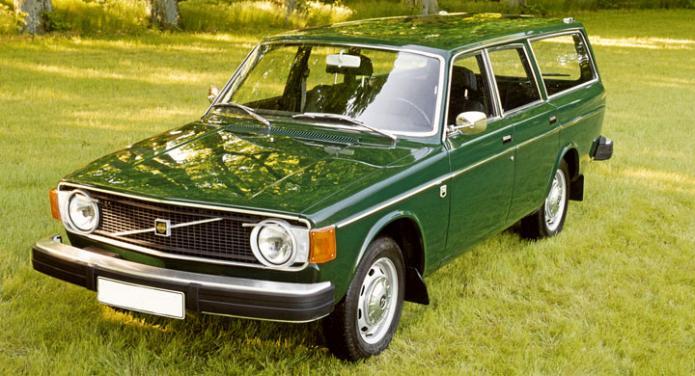 Bildquiz: När är Volvon byggd?