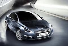 5 by Peugeot - förhandstitt på nya 508