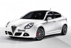 Alfa Romeo Giulietta får premiär