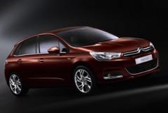 Citroën C4 blir större och får dieselhybrid
