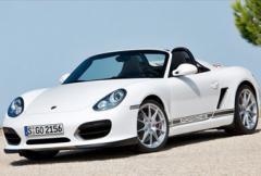 Film: Se nya Porsche Boxster Spyder